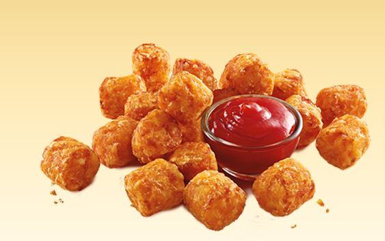 Sonic's Sweetpotato Tots: A Review