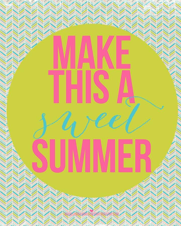 image about Have a Sweet Summer Printable named INSTAGRAM GIVEAWAY: Percentage Your #SweetSummer North Carolina