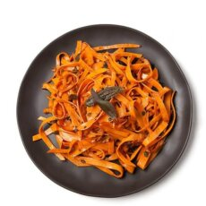 Sweetpotato Linguine with Browned Butter and Sage
