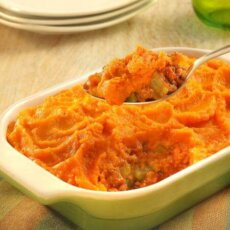 Sweetpotato Cottage Pie