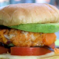 Sweetpotato Turkey Burgers