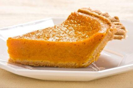 Piece Of Pumpkin Cake Nutrition