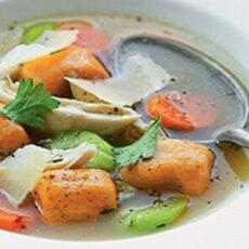 Southern Living Recipe: Chicken and Sweetpotato Dumplings