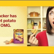 Triscuits Adds Sweetpotatoes To New Brown Rice Lineup
