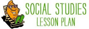 Social Studies Lesson Plan
