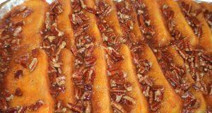 Baked Sweet Potato French Toast  Rebekka Olsen ~ Durham, NC