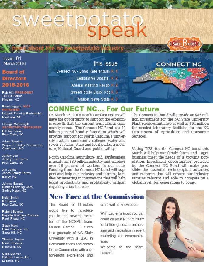sp newsletter cover