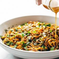 6 Recipes to Satisfy Your Spiralizing Craving