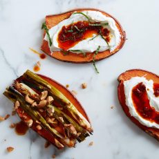 Sweetpotato Toast