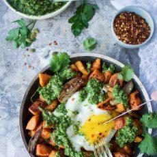 3 Egg-ilicious Ways to Love Sweetpotatoes