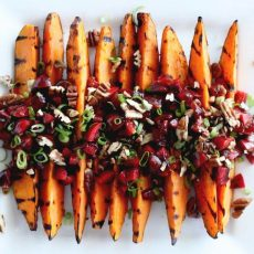 Memorial Day Cookout: 5 Grilled Sweetpotato Recipes