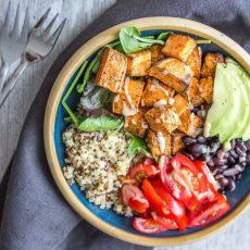 Stay Healthy with Sweetpotato Bowls!