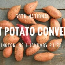 56th National Sweetpotato Convention
