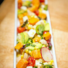 Solterita Salad
