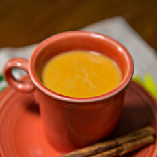 Atolito de Camote (Little Sweetpotato Hot Drink)