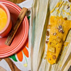 Sweetpotato Tamales