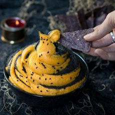 Get a Little Spooky with Sweetpotatoes
