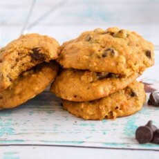 SWEETPOTATO ENERGY COOKIES
