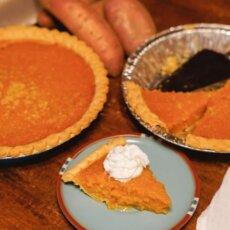 SweetPotato Pie – This Farm Wife Cooks