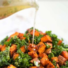 Chipotle Sweetpotato Salad