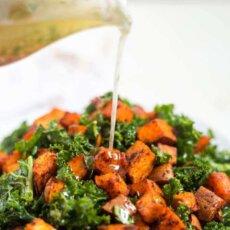 Chipotle Sweetpotato Salad