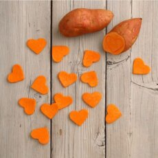 How Sweetpotatoes Can Help Heart Health
